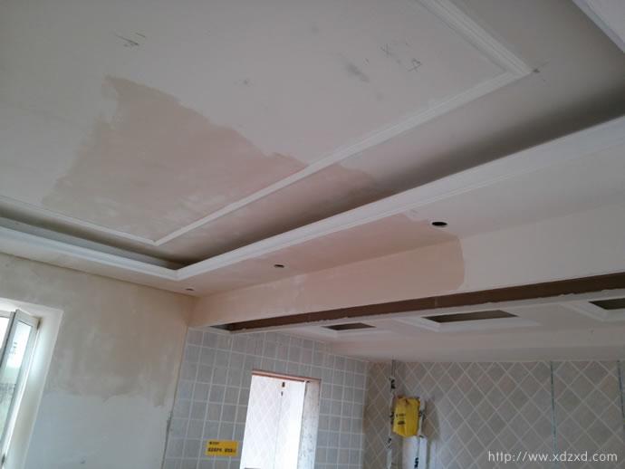 成都家庭装修吊顶施工的验收经验总结