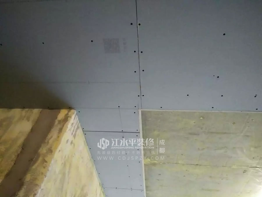 南城都汇刘哥刘姐家装修吊顶施工