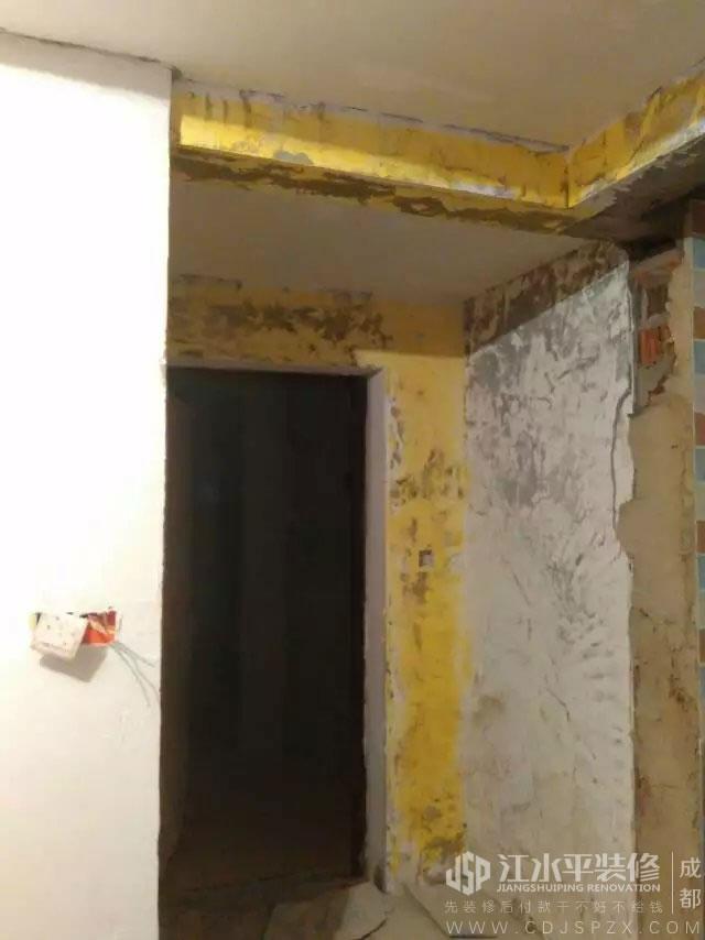 成都龙湖金楠天街装修电视墙造型