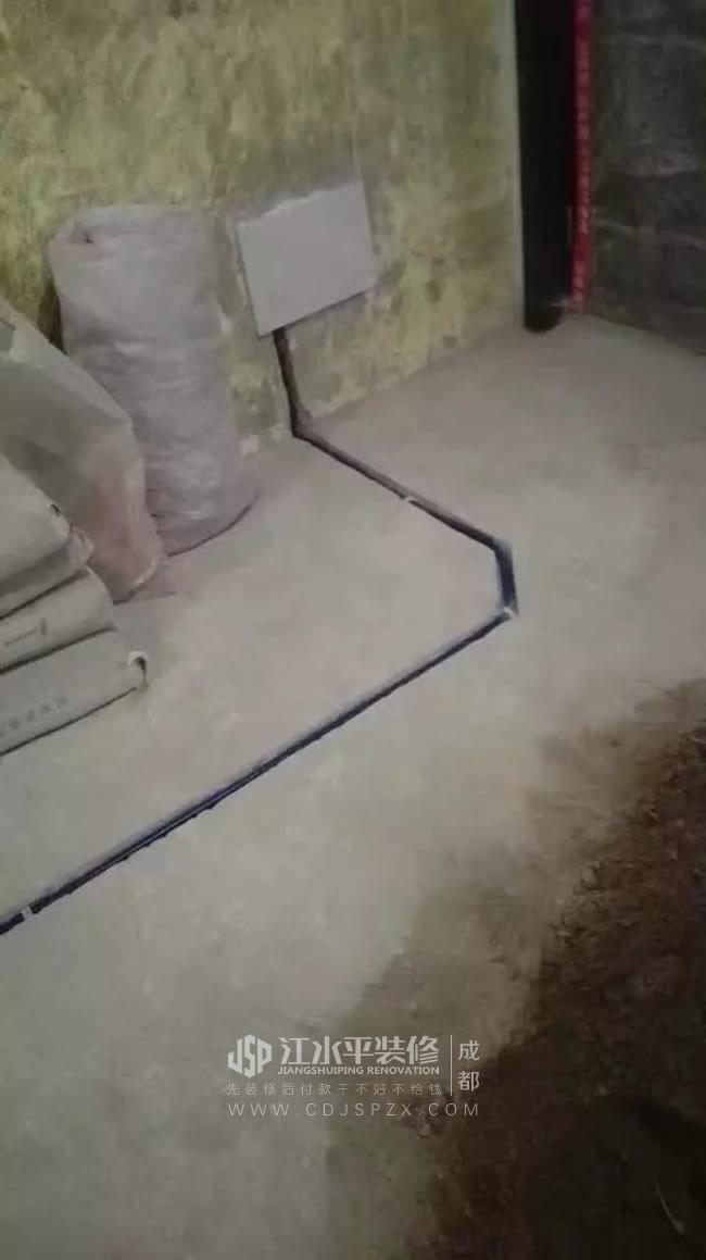 成都南城都汇水电改造施工