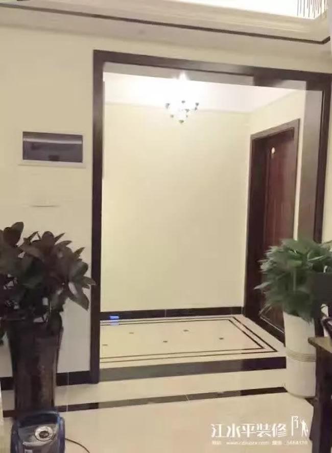 成都保利锦湖林语装修完工照