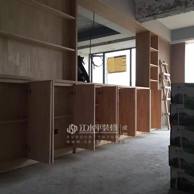 成都装修队装修光华锦苑130平米医生业主的舒适家