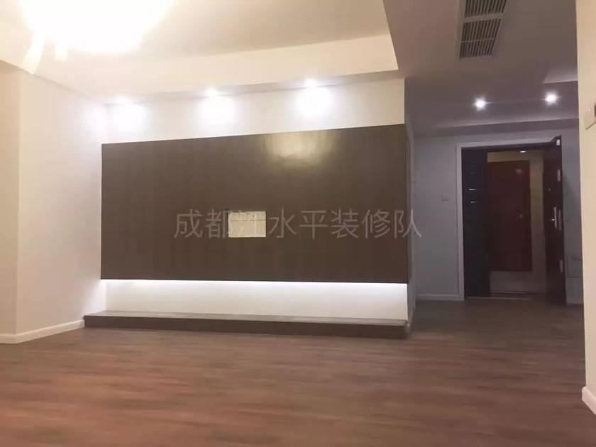 江水平装修队成都江宇天府城毕业照
