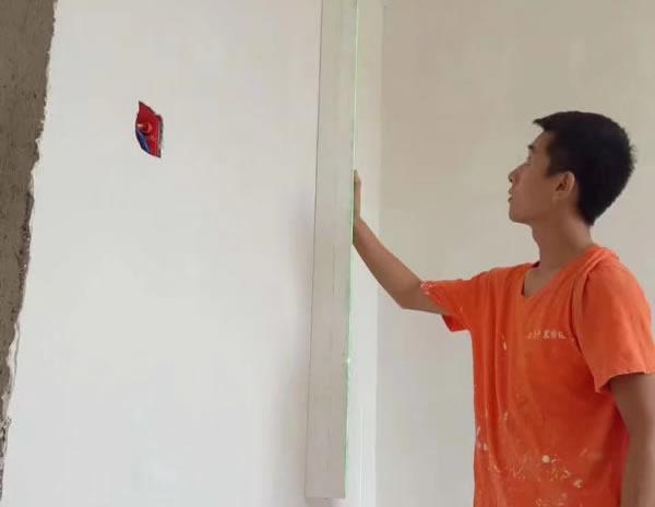 每个工地漆工师傅要求用红外线的