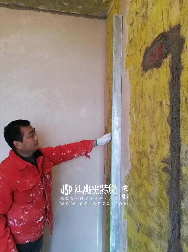 江水平装修队再签约紫薇花语、首创光和城