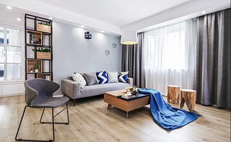 舒适时尚的空间,年轻化的设计