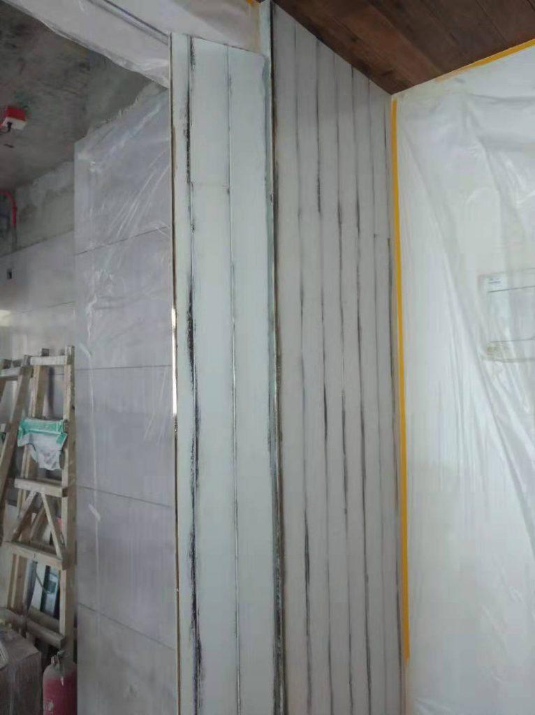 成都御龙山二期装修日记之潘师傅做木器漆